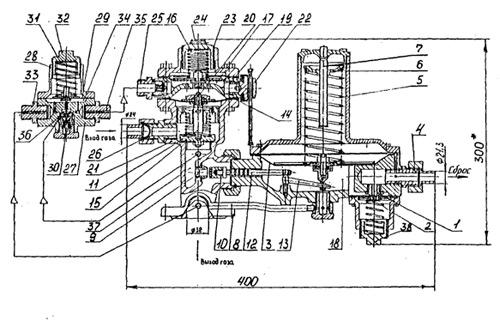 Рабочая пружина к РДГД-20м
